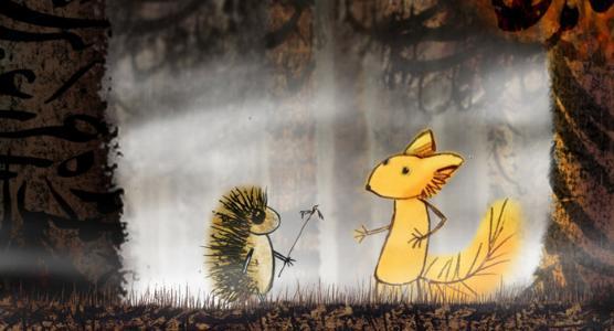 """نمایش """"روباهی که بدنبال صدا رفت"""" در جشنواره بینالمللی فیلم وندم فرانسه"""