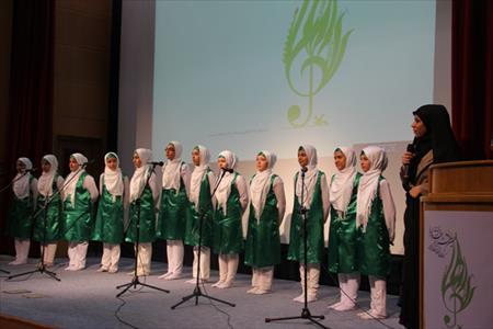 نهمين جشنواره سرودخواني مراکز کانون استان تهران