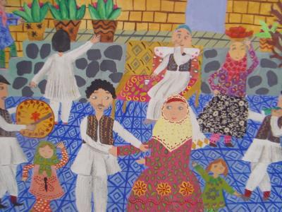 سهم کودکان هنرمند ایرانی از مسابقه نقاشی بلاروس؛ 8 دیپلم افتخار