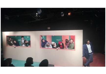 آغاز اجراهای بهاری «عقل صورتی» از 15 فروردین در کانون