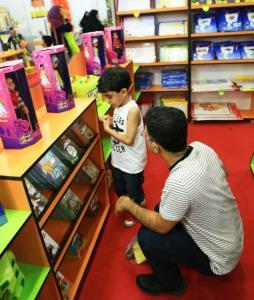 عرضه محصولات کانون در نمایشگاه تهران