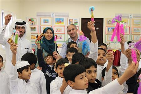 هفتهی دوستی کودکان و نوجوانان ایران و قطر 2