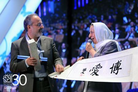 «پایان رویاها» دیپلم افتخار سیفژ را دریافت کرد