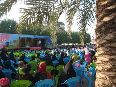 اجرای نمایش آش سنگ در خوزستان و بوشهر