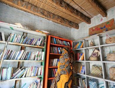 دست یاری کانون در تجهیز کتابخانههای روستایی