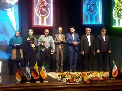 رتبه اول قصهگويي رضوي کشور از آن قصهگوي خراساني