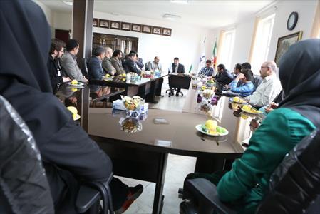 نشست دبیر اجرایی جشنواره مطبوعات با نمایندگان نشریه کودک و نوجوان