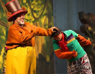 آموزش گذشت به کودکان در نمایش رینارد روباهه