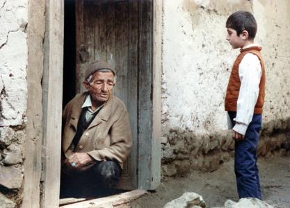کیارستمی برای هنرمندان سینمایی کلمبیا کارگاه آموزشی برپا کرد