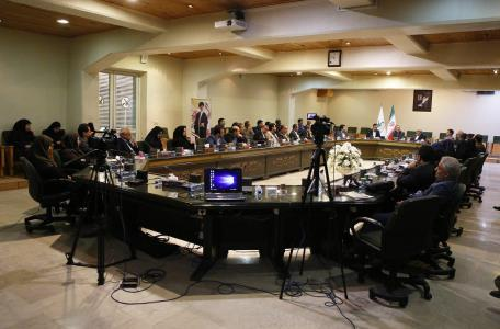 دیدار نوروزی وزیر آموزش و پرورش با مدیران و جمعی از کارشناسان کانون