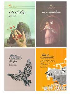 چهار کتاب کانون شایسته تقدیر جشنواره قلم زرین شد