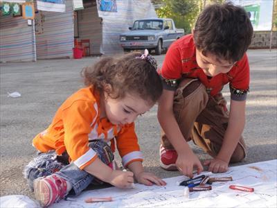 گزارش تصویری هفدهمین جشنواره یک هفته با کانون در استان کهگیلویه و بویر احمد