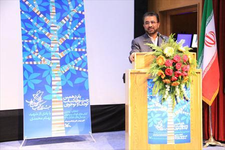 جشنواره کتاب کودک و نوجوان سالانه برگزار خواهد شد