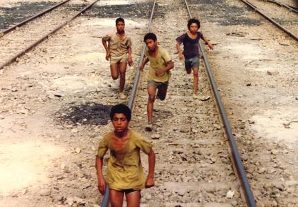 نمایش «دونده»ی امیر نادری در جشنواره لومیر فرانسه