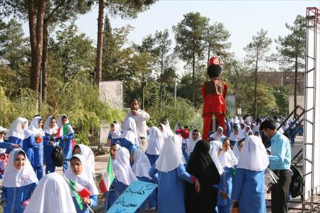 جشنواره یک هفته با کانون استان کرمان