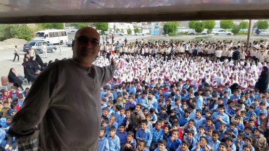 پایان سفر تریلی نمایش سیار کانون در هرمزگان و سیستان و بلوچستان