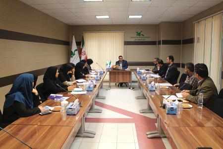 تاکید مدیر کل کانون آذربایجان شرقی بر استفاده از تمامی ظرفیتهای موجود برای تحقق اهداف سند چشمانداز کانون در سال 1404