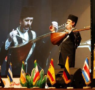 اجراهای روز دوم نوزدهمین جشنوارهی بینالمللی قصهگویی کانون