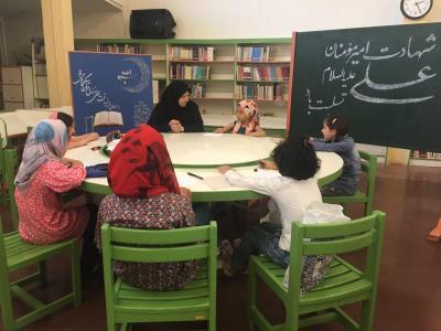 نیمه دوم ماه مبارک رمضان در مراکز کانون استان البرز