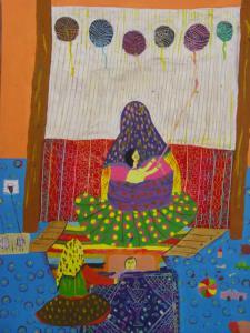 درخشش 12 عضو کانون در مسابقه بینالمللی نقاشی بلاروس