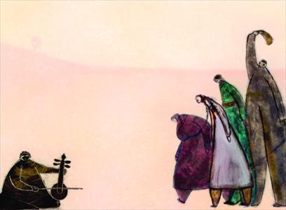 """نمایش پویانمایی """"ماهوری"""" در بخش مسابقهی جشنواره  فیلم """"هیمجی"""" ژاپن"""