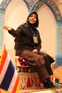 ساغر لطفینژاد، مدرس قصهگویی: با قصهگویی، خلاقیت کودکان را پرورش دهیم