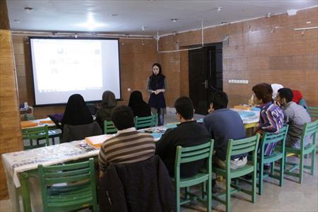 برنامههای اولین روز جشنواره فیلم کودکان برای کودکان قزوین