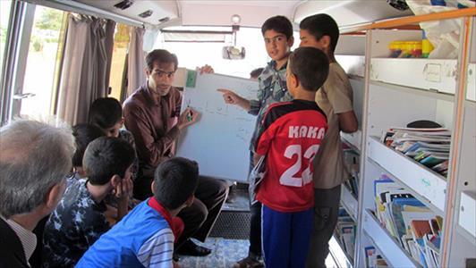 120 مرکز سیار شهری و روستایی؛ کانون برای همهی بچههای ایران