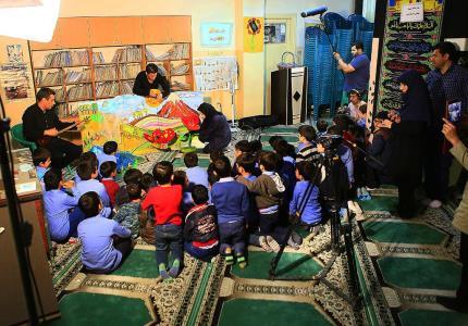 نمایشهای حرفهای به مدارس مازندران رسید