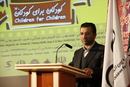 جشنواره فیلم کودکان برای کودکان دو دورهی دیگر در قزوین میماند