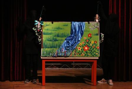 نمایش عروسکی مازندران به فکر محیط زیست است