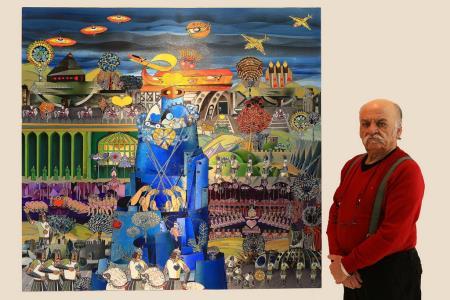 مروری بر آثار علیاکبر صادقی در جشنواره جهانی فیلم فجر