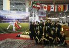 قناتنورد اعضای کانون یزد در مسابقات بینالمللی ربوکاپ