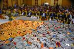 جایزههای کودکان برگزیده مسابقه نقاشی تهران اهدا شد